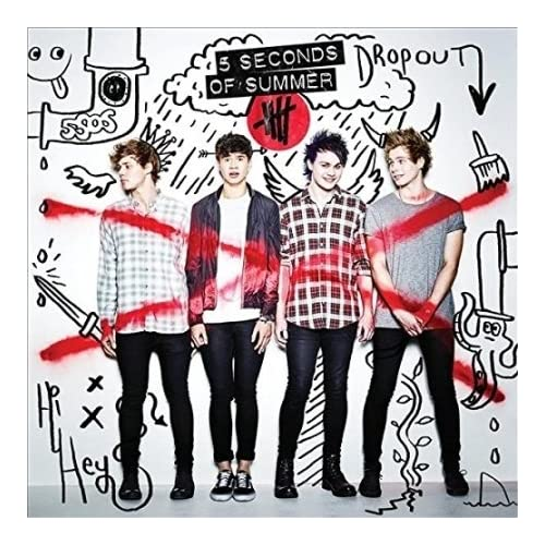 5 Seconds Of Summer (+3 Bonus Tracks Deluxe Edition)をAmazonでチェック!