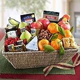 California Farmstead Gourmet and Fruit Basket