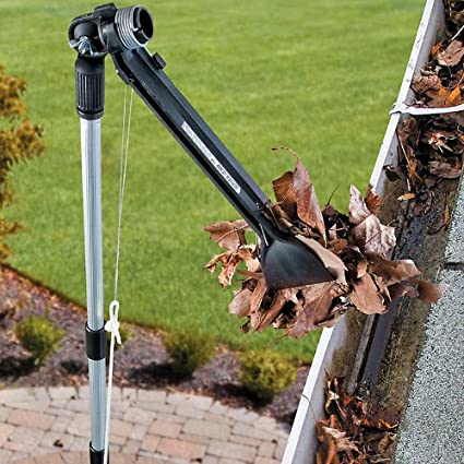 Gutter Sense Gutter Cleaning Tool - Improvements