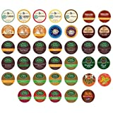 Keurig Coffee Only Sampler Pack, K-Cup Portion Pack for Keurig K-Cup Brewers (Pack of 40)