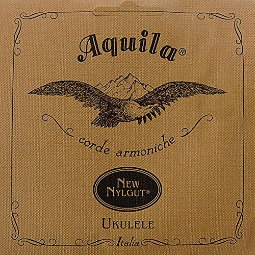 Aquila-AQ-4-Soprano-Regular-Set-High-G-Ukulele-String-Packs