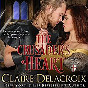 The Crusader's Heart Audiobook