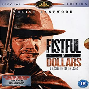 "Cover of ""A Fistful of Dollars (Special E..."