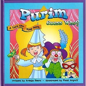 new purim book