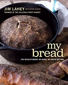 "Cover of ""My Bread: The Revolutionary No-..."