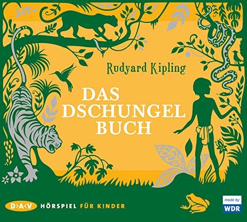 Das Dschungelbuch (Rudyard Kipling) WDR 2007 / DAV 2008