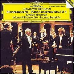 Ludwig von Beethoven: Klavierkonzerte Nos. 3 & 4 [Germany]