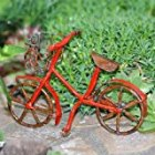 Mini Bicycle, Red