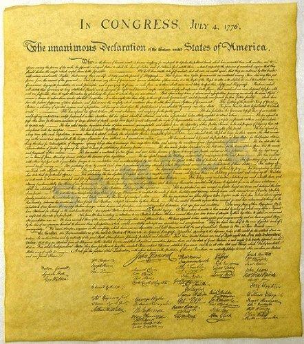 Declaration Independence Vocabulary Worksheets