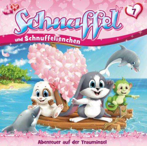 Schnuffel (7) - Abenteuer auf der Trauminsel (Europa)