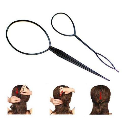 Topsy Tail Hair Braid Ponytail Maker