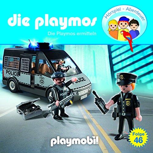 Die Playmos (46) Die Playmos ermitteln - floff publishing 2015