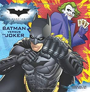 "Cover of ""The Dark Knight: Batman versus ..."