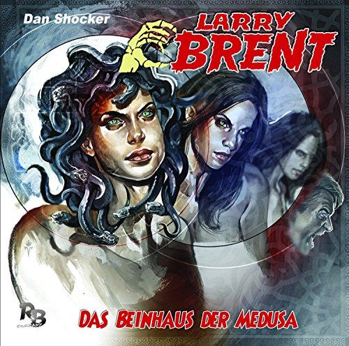 Larry Brent (20) Das Beinhaus der Medusa - R & B Company 2016