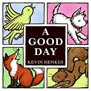"Cover of ""A Good Day"""