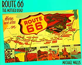 "Cover of ""Route 66: The Mother Road"""