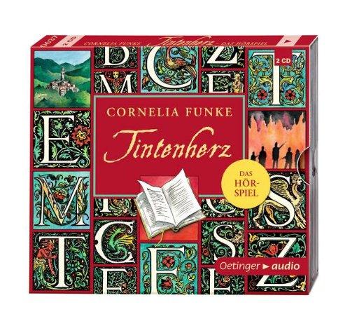 Cornelia Funke - Tintenherz (Oetinger Audio)