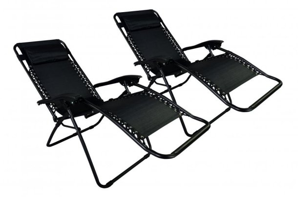Great 4 packs of zero gravity chairs - FDW
