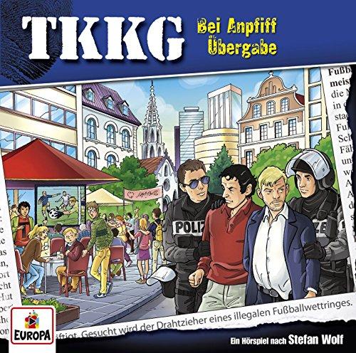 TKKG (197) Bei Anpfiff Übergabe - Europa 2016