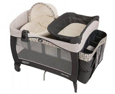 Graco Pack 'N Play with Newborn Napper Elite, Vance