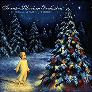 """Cover of """"Christmas Eve and Other Stories..."""
