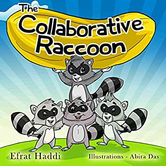 "Children's books :"" The Collaborative Raccoon ..."