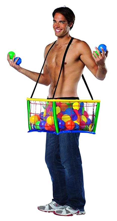 Rasta Imposta Ball Pit, Multi, One Size
