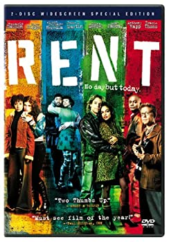 "Cover of ""Rent (Widescreen Two-Disc Speci..."