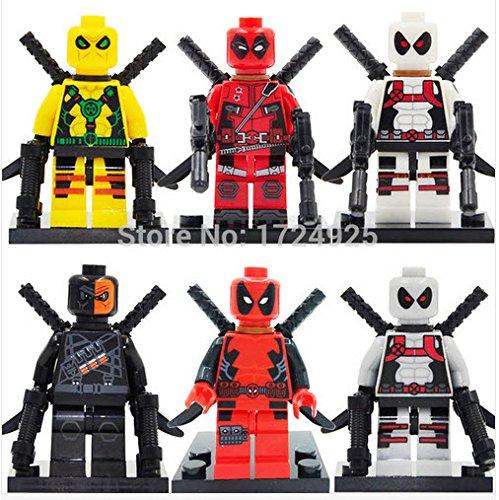 61ZX2KOcpaL - Deadpool Movie 6-inch Custom Action Figure