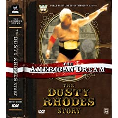 Click to get American Dream - The Dusty Rhodes Story from Amazon.com