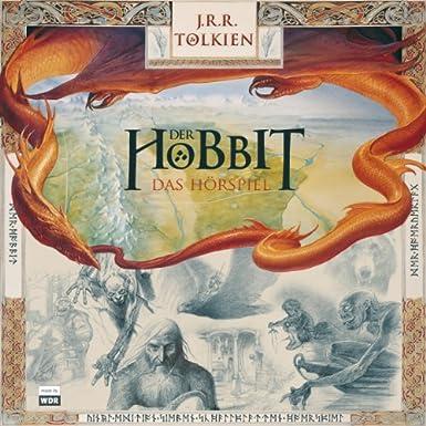 J. R. R. Tolkien - Der Hobbit (hörverlag) - Vinyl-Edition