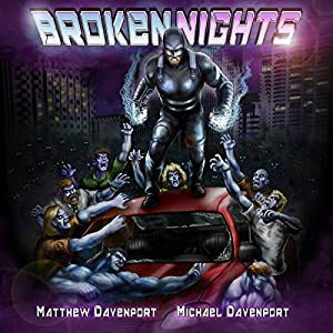 Broken Nights Audiobook