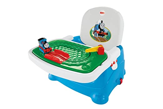 Fisher-Price Thomas and Friends Tray Play Booster Seat