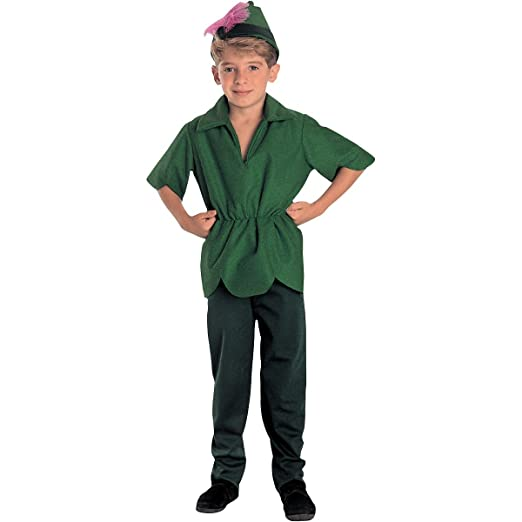 Rubies Costume Co R882509-S Peter Pan Child SMALL