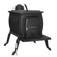 pioneer style wood stove