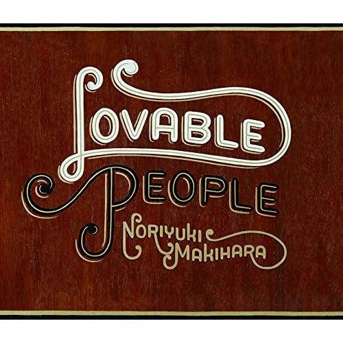 Lovable People (初回生産限定盤)をAmazonでチェック!