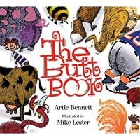 [Book Review AND Giveaway] The Butt Book by Artie Bennett