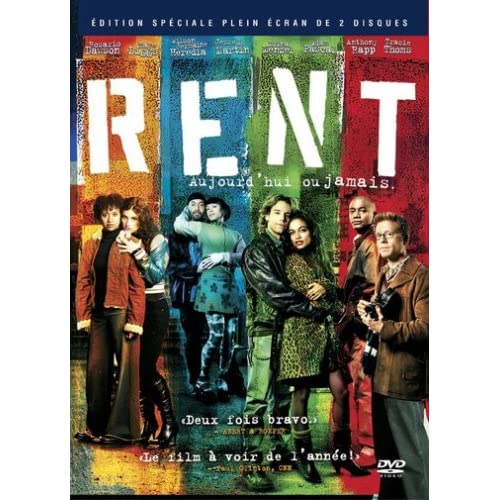 Rent [DVD] [Import]をAmazonでチェック!