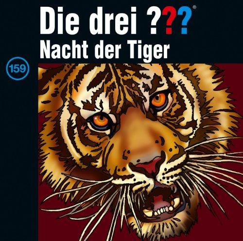 Die drei ??? (159) Nacht der Tiger (Europa)
