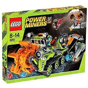 レゴ パワー・マイナーズ クリスタル・スイーパー(パワー・マイナーズ6号) 8961