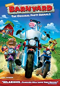 "Cover of ""Barnyard - The Original Party A..."