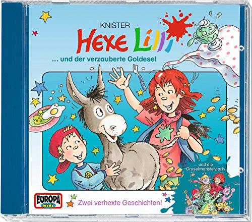 Hexe Lilli - Hexe Lilli und der verzauberte Goldesel - Europa 2015
