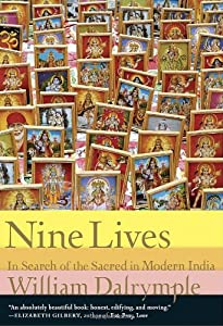 """Cover of """"Nine Lives: In Search of the Sa..."""