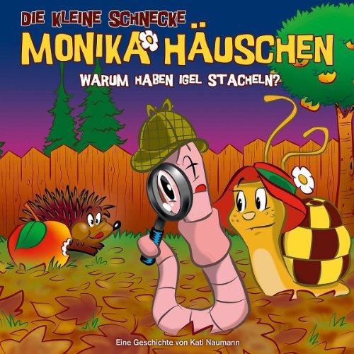 Die kleine Schnecke Monika Häuschen (33) Warum haben Igel Stacheln? (Karussell)