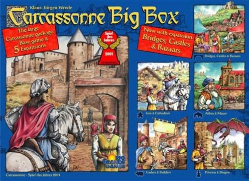 carcassonne board game reviews