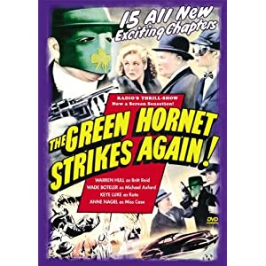 Green Hornet Strikes Again, The