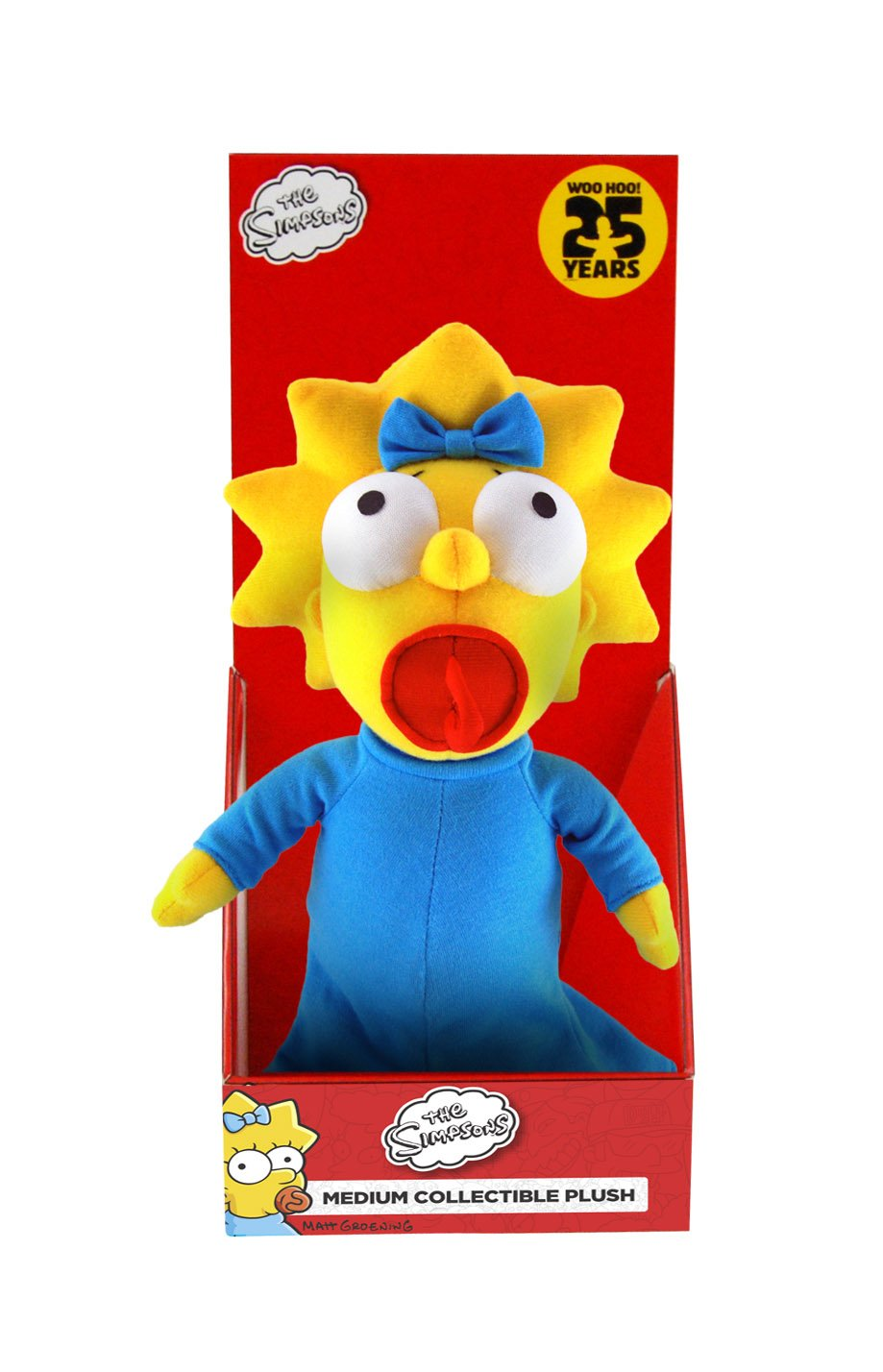 The Simpsons Medium Maggie Plush
