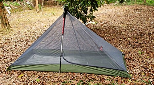 GEERTOP-1-person-3-season-20D-Ultralight-Pyramid- : lightest 3 person backpacking tent - memphite.com
