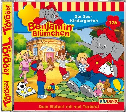 Benjamin Blümchen (126) Der Zoo-Kindergarten (Kiddinx)