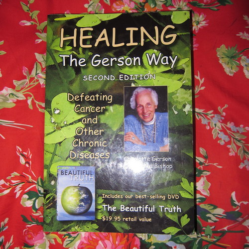 Gerson Therapy And After